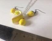 Lemon and Cake Miniature ...