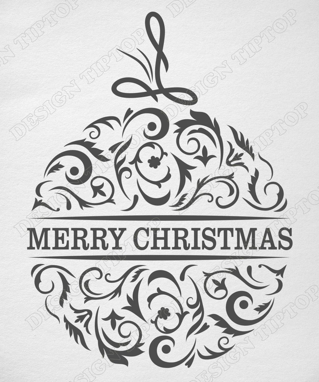 Merry Christmas Svg Christmas Svg Christmas Svg Designs