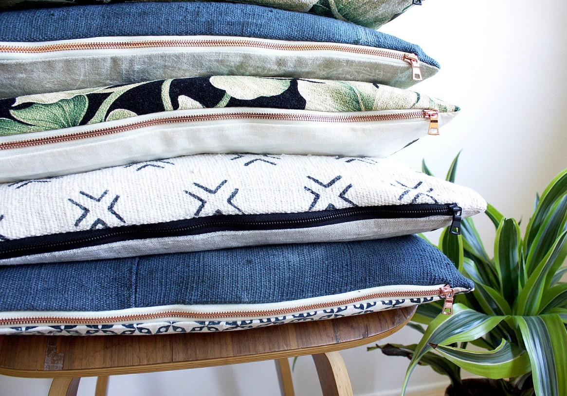 Handmade Pillows by Norwegian Wood