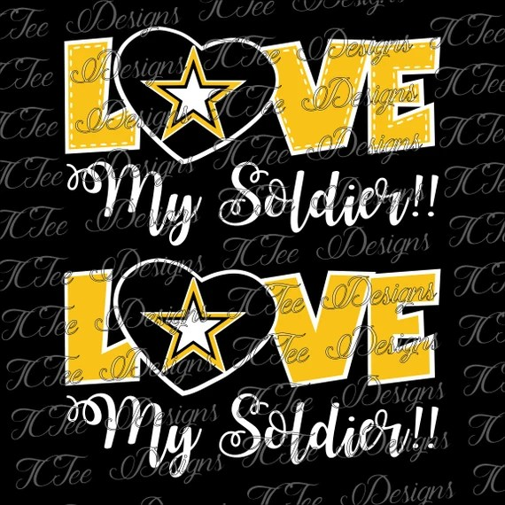 Download Love My Soldier - United States Army - SVG Design Download ...