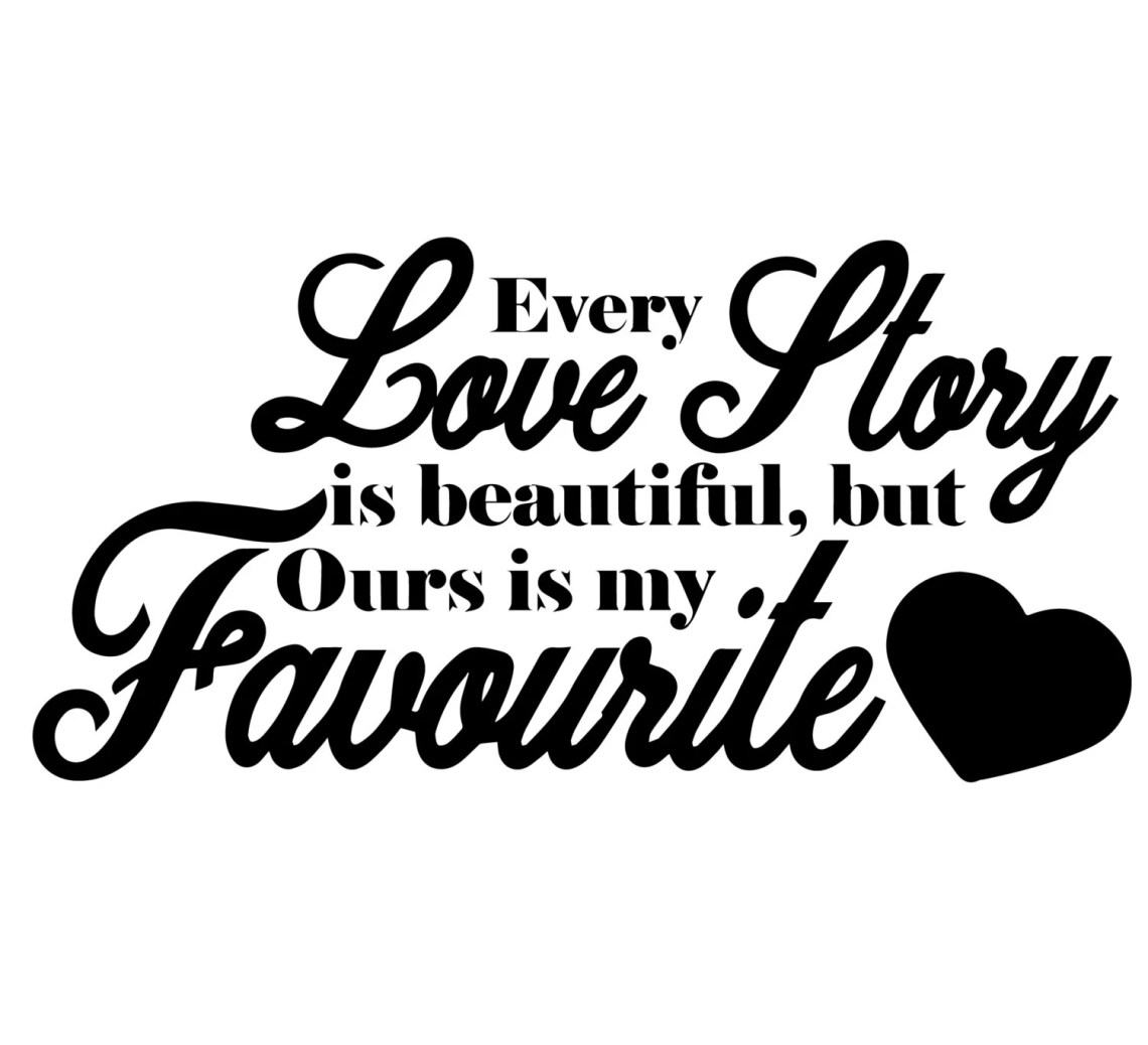 Download Love Quote Svg, svg files, silhouette cameo, svg cutting ...