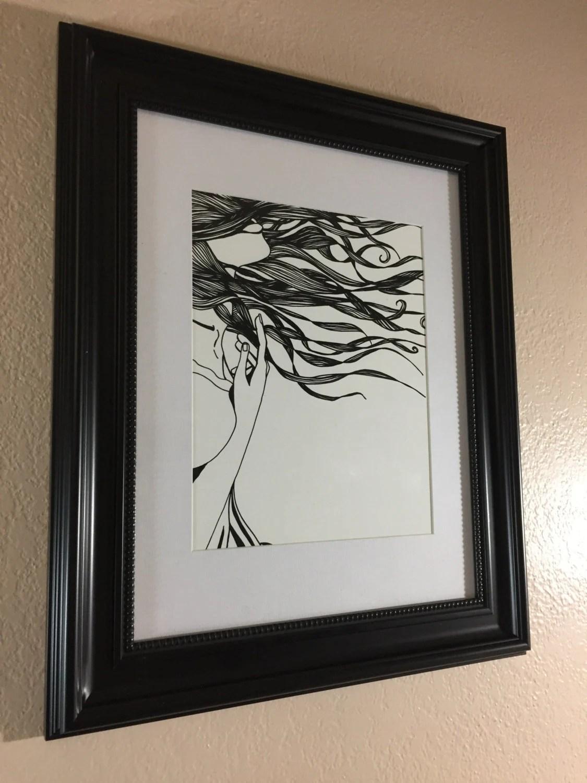 Swoon - Original Ink Draw...