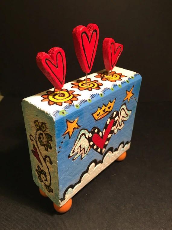 "Art Block ""Let Love Rule"""