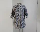 Vintage Hawaii shirt, cas...