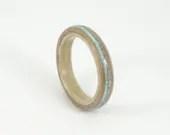 Walnut & Oak Wood Ring wi...
