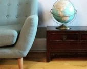 Vintage geographical glob...