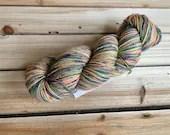 Hand Dyed Yarn - Fingerin...