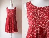 French Vintage Dress / Vi...