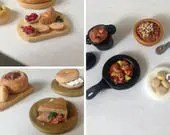 Polymer Clay Dining Sets ...