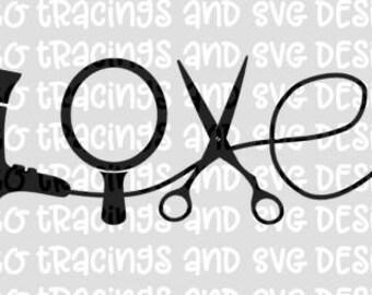 Download Hair Svg Files | Etsy Studio