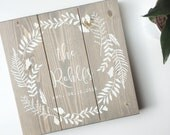 Personalized Wedding Sign...