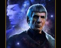 "16""x20"" Spock"