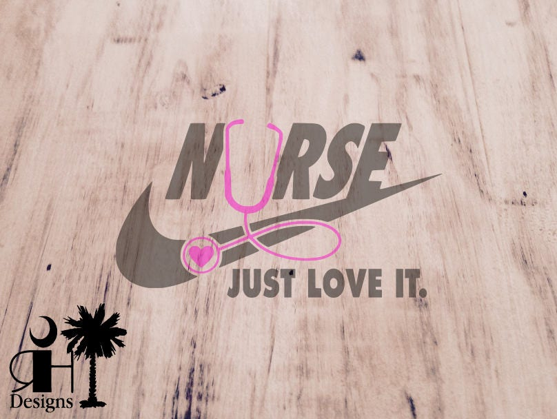 Download Nurse Just Do It SVG