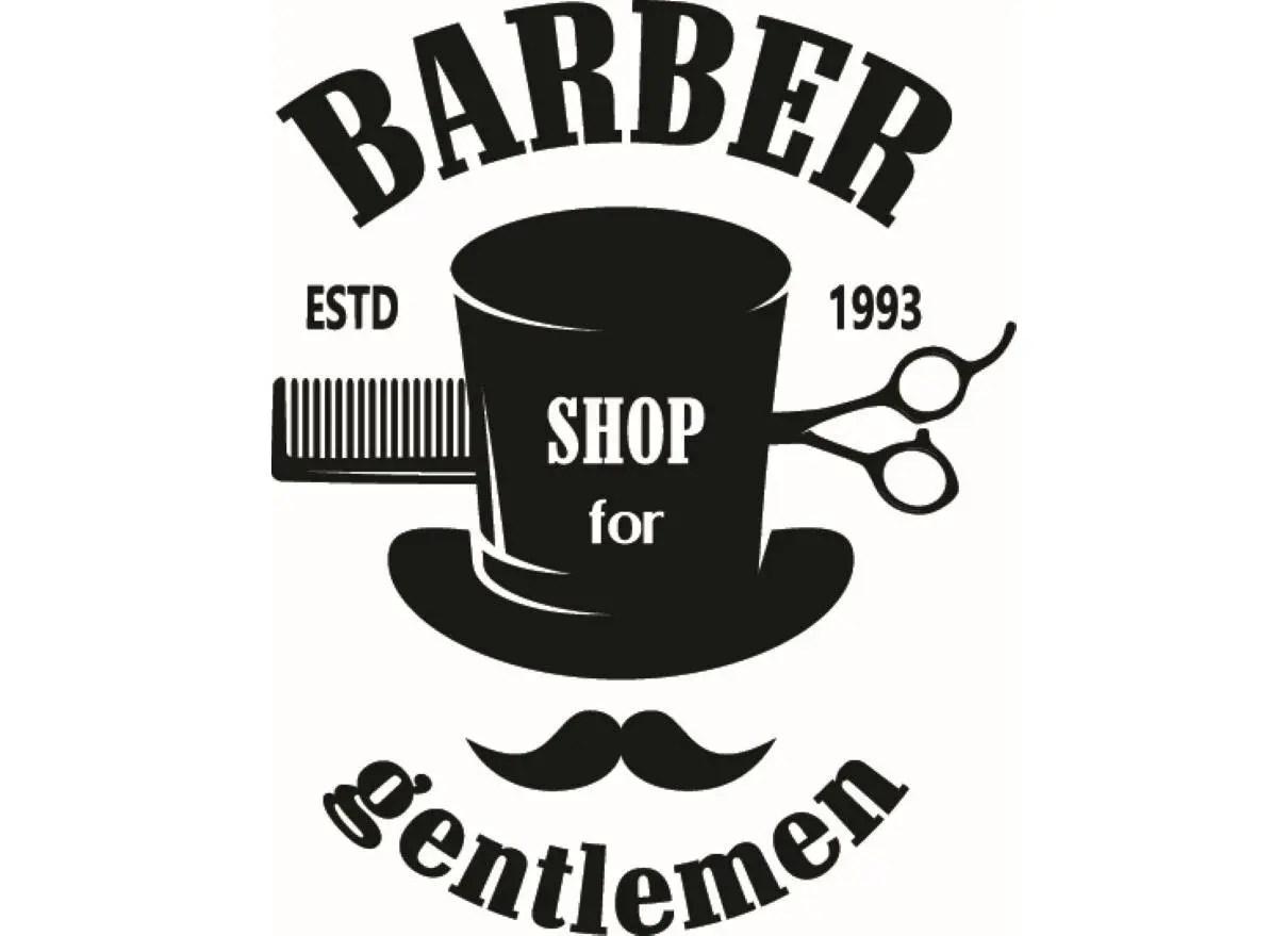 Barber Barbershop Salon Beard Hair Haircut Shave Scissors