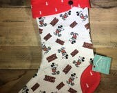 Mickey Mouse Stocking / C...