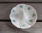 Belleek Ireland ring dish...