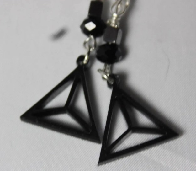 D4 Earrings