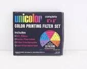 Unicolor color printing f...