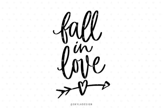 Download Fall in love Svg Svg files Svg clipart Autumn svg Fall