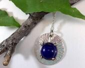 Lapis Lazuli Necklace, Ce...