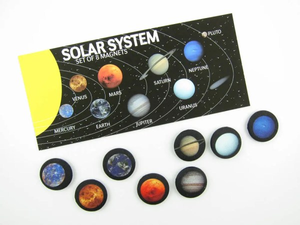 Planet magnets Etsy