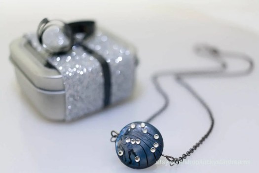 Orion Necklace, Swarovski...