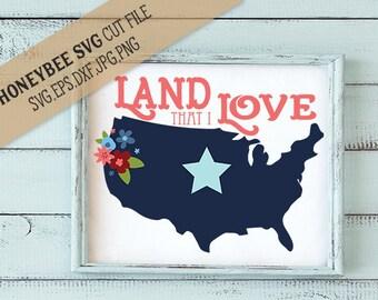 Download Land that i love | Etsy