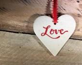 Heart Ornament Love / Cer...