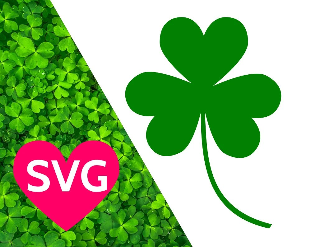 Download St Patricks Day Shamrock SVG file, Shamrock Clipart ...