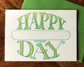Happy Day to You! - Fill-...