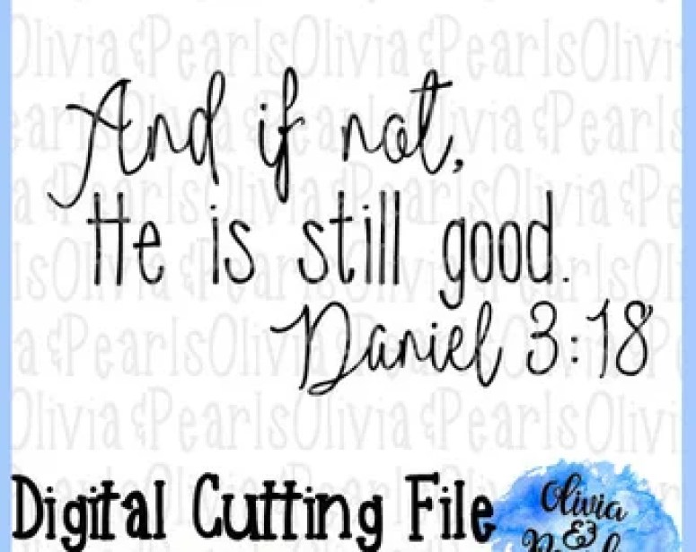 Hasil gambar untuk daniel 3:18