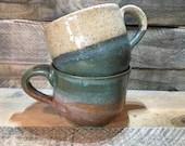 Ceramic Latte Mug / Teacu...