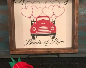 Download Valentines truck | Etsy