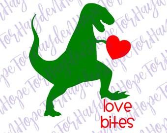 Download Valentine dinosaurs   Etsy