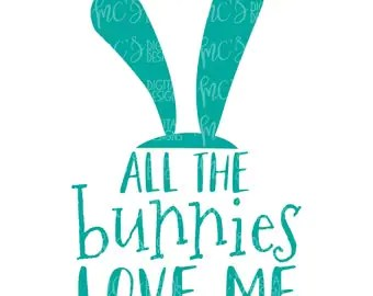 Download Some bunny svg | Etsy
