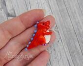 Cute Baby Dinosaur - Scul...