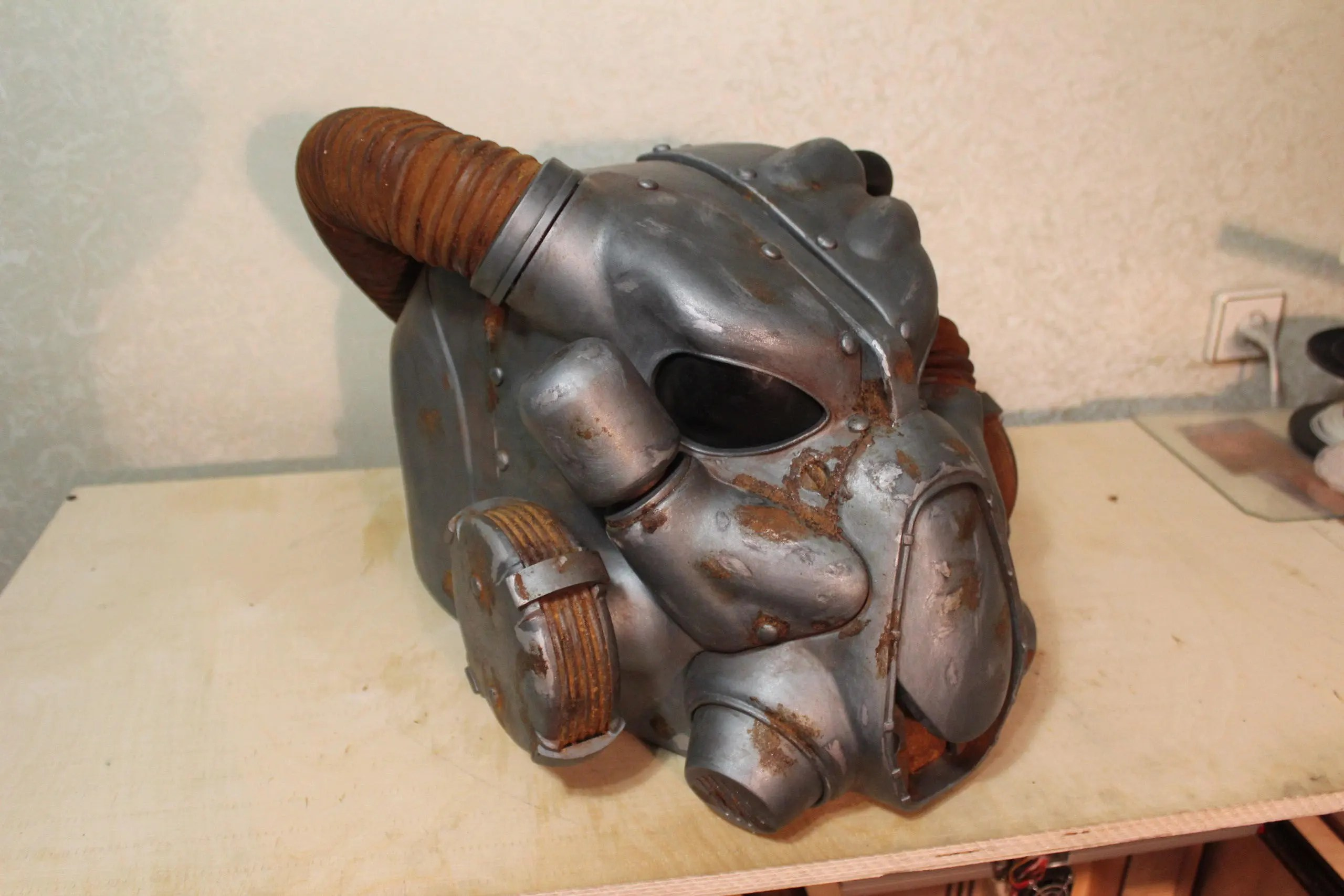 Helmet X 01 Power Armor Fallout 4 Fallout Game Cosplay