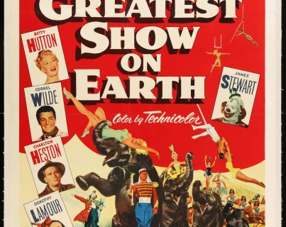 Image result for the greatest show on earth movie