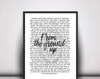 Download We Built This Love From The Ground Up Svg - Layered SVG ...