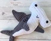 Hammerhead Shark Crochet ...