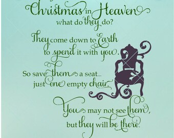Download Christmas in heaven   Etsy