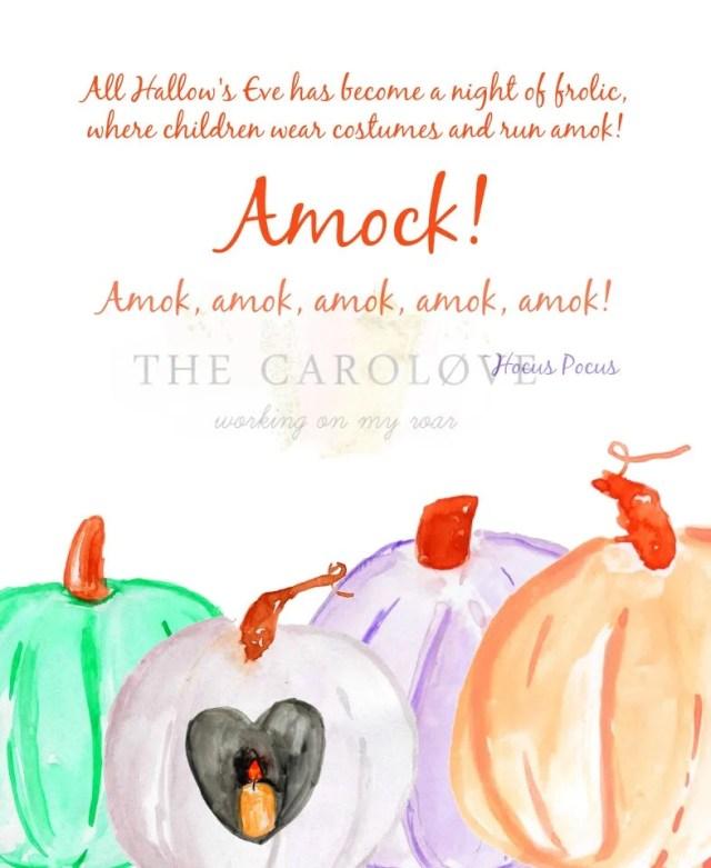 Hocus Pocus Amock 8x10 di...