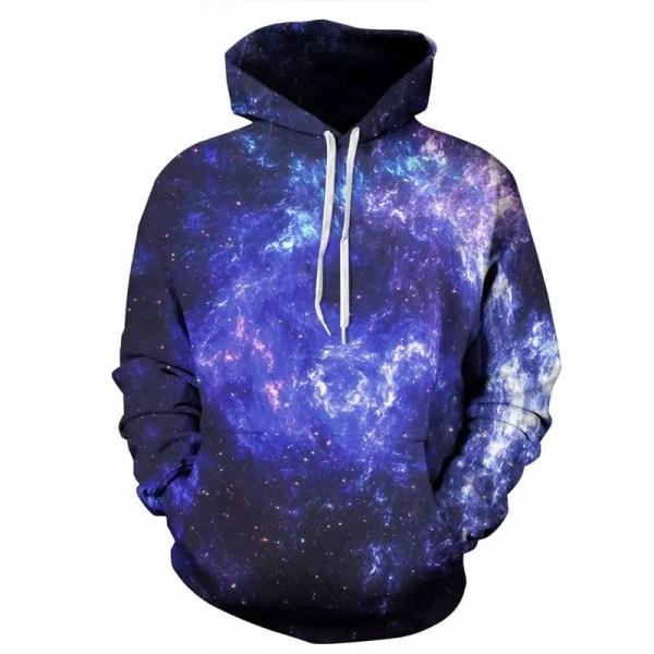 Galaxy hoodie Etsy