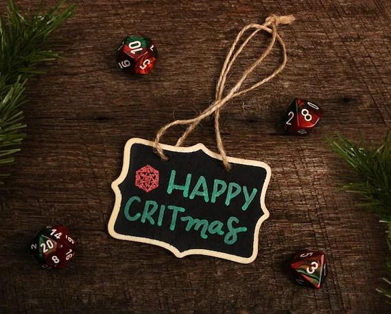 Happy Crit-Mas!