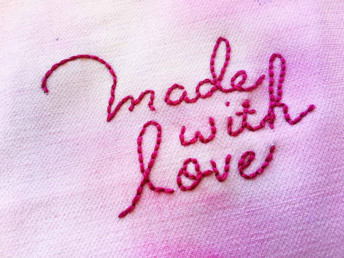 Made With Love // Hand Em...