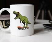 Dinosaur Mug, Dinosaur Gi...