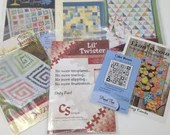 6 Quilting Patterns and 1...