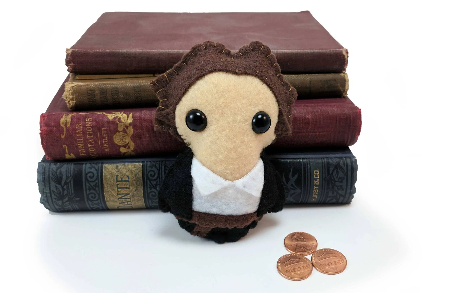 Han Solo plushie (made to...