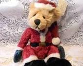 Christmas RUSS Santa Bear, KRIS