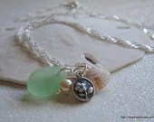 Petite Sea Charm Necklace